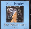 Product Image: P J Proby - His Hand In Mine Vol 1