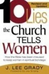 J Lee Grady - 10 Lies the Church Tells Women