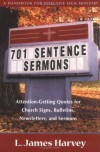 L. James Harvey - 701 Sentence Sermons
