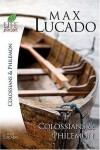 Product Image: Max Lucado - Life Lessons: Books of Colossians & Philemon