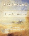 Product Image: Max Lucado - Everyday Blessings