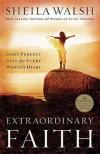 Product Image: Sheila Walsh - Extraordinary Faith