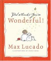 Product Image: Max Lucado - God Thinks You're Wonderful