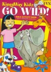 """Product Image: Andy Back - KingsWay Kidz """"GO WILD"""": Bible Activity book for 9 - 11 year olds"""