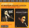 Product Image: Johnny Cash - At Madison Square Garden/Live In Denmark 1971