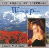 Product Image: Carol McClure - The Lord's My Shepherd: Classical Harp Worship & Praise