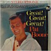 Product Image: Pat Boone - Great! Great! Great!
