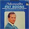 Product Image: Pat Boone - Memories