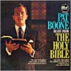 Product Image: Pat Boone - Reads From The Holy Bible