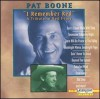 Product Image: Pat Boone - I Remember Red: My Tribute To Red Foley