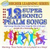 Product Image: ThingamaKid - 12 Super Sonic Psalm Songs: High Energy Worship Verse Songs For Kids Of All Ages