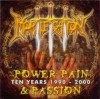 Product Image: Mortification - Power, Pain & Passion: Ten Years 1990-2000