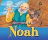 Juliet David - Lift The Flap Noah