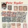Product Image: Pete Ryder - Philately Philosophy & Felicity