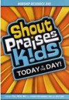 Product Image: Shout Praises Kids - Today Is The Day Worship Resource DVD