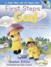Product Image: Stephen Elkins - First steps to God