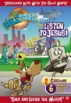 Product Image: God Rocks! Bible Toons! - Listen To Jesus