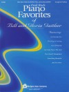 Bill & Gloria Gaither - Fred Bock Piano Favourites Of Bill And Gloria Gaither Songbook