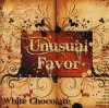Product Image: White Chocolate - Unusual Favor
