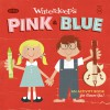 Product Image: Waterdeep - Waterdeep's Pink & Blue: An Activity Book For Grown-Ups!