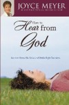 Joyce Meyer  - How To Hear From God
