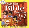 Wonder Kids - Kids Sing Bible Promises A-Z