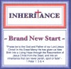 Product Image: Inheritance - Brand New Start