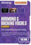 Product Image: Musicademy - Harmony & Backing Vocals In Worship Vol 1