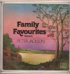 Product Image: Peter Jackson - Family Favourites Vol 2