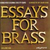 Product Image: Yorkshire Building Society Band - Essays For Brass Vol 1