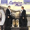 Robert & Nicholas Childs - Euphonium Music