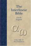 AV New Testament, Interlinear, Greek to English
