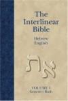 Interlinear Hebrew/English Bible [4 Volume Set]
