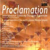 International Celebrity Trumpet Ensemble - Proclamation