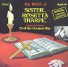 Product Image: Sister Rosetta Tharpe - The Best Of Sister Rosetta Tharpe