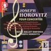 Product Image: Royal Ballet Sinfonia - Joseph Horovitz - Four Concertos