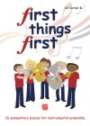Product Image: Salvation Army - First Things First - Parts: Piano Accompaniment