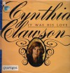 Product Image: Cynthia Clawson - It Was His Love (reissue)