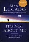Product Image: Max Lucado - It's Not About Me (Custom Edition Hardback)