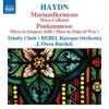 Product Image: Joseph HaydnTrinity Choir, Rebel Baroque Orchestra, J Owen Burdick - Mariazellermesse/Paukenmesse