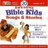 Product Image: Wonder Kids - 20 Awesome Bible Kids Songs & Stories