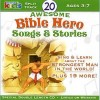 Product Image: Wonder Kids - 20 Awesome Bible Hero Songs & Stories