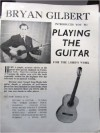Product Image: Bryan Gilbert  - Playing The Guitar