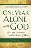 Ava Pennington - One Year Alone With God