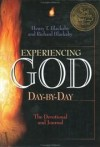 Blackaby R & Blackaby H - EXPERIENCING GOD DAY BY DAY JOURNAL