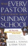 Elmer L. Towns, Stan Toler - What Every Pastor Should Know About Sunday School