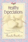 Product Image: Smith Pamela - HEALTHY EXPECTATIONS DIARY DEVOTIONAL