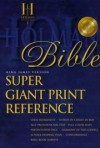KJV SUPER GP INDEX BURG BLTH