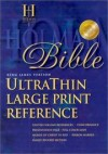KJV ULTRA THIN LP INDEX BURG GEN LTH