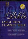 AV LP Compact Bible, Bonded Leather, Burgundy